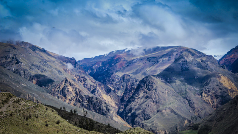 A Weekend At Colca Canyon